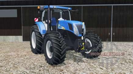New Holland T7040 2007 para Farming Simulator 2015