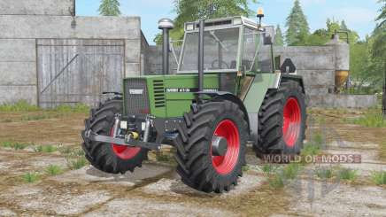 Fendt Favorit 615 LSA Turbomatik E washable para Farming Simulator 2017