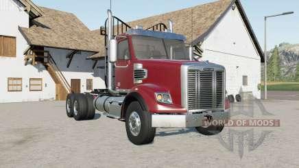 Freightliner Coronado SD para Farming Simulator 2017