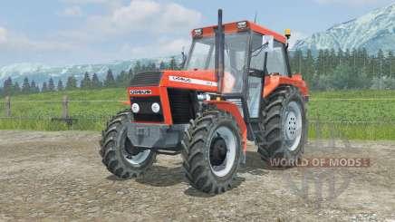 Ursus 1014 frente loadeɽ para Farming Simulator 2013