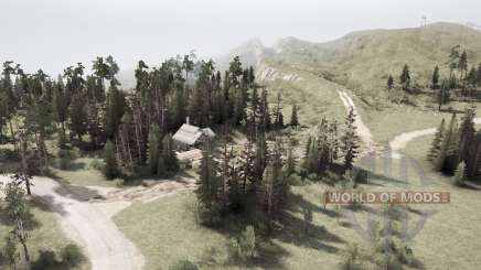 Forestry para MudRunner