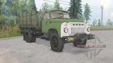GAZ-53A-NIIAT-05 para Spin Tires