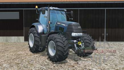 Case IH Puma 160 CVX tires slightly widened para Farming Simulator 2015
