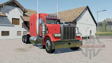 Peterbilt 379 1987 static lights para Farming Simulator 2017