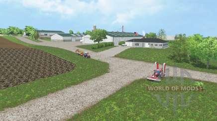 Modern American Farming v4.5 para Farming Simulator 2015
