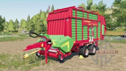 Strautmann Zelon CFS DO para Farming Simulator 2017