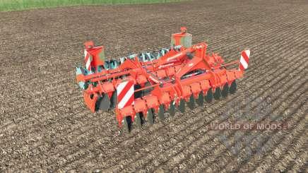 Kverneland Qualidisc Farmer 3000 meadow roller para Farming Simulator 2017