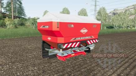 Kuhn Axis 40.2 M-EMC-W has markers para Farming Simulator 2017