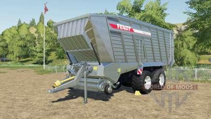 Fendt Tigo XR 75 D metallic para Farming Simulator 2017