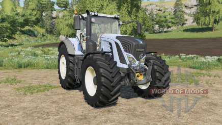 Fendt 900 Vario full option para Farming Simulator 2017