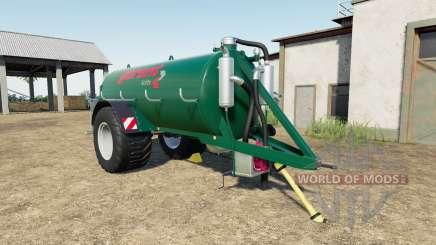 Kotte Garant VE 8.000 para Farming Simulator 2017