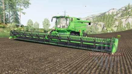 John Deere S760-S790 USA para Farming Simulator 2017