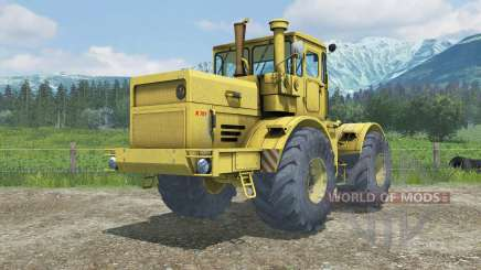 Kirovets K-701 MoreRealistic para Farming Simulator 2013