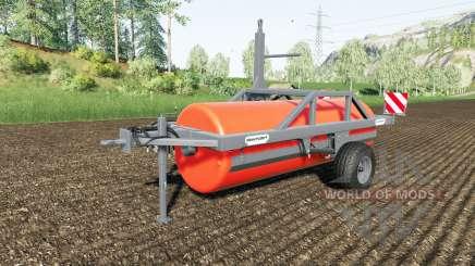 Duvelsdorf Green Roller Vario colour choice para Farming Simulator 2017