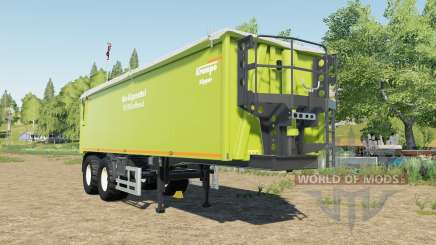 Krampe KS 950 fixed particle effects para Farming Simulator 2017