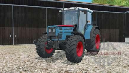 Eicher 2090 Turbo with FL console para Farming Simulator 2015