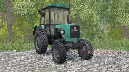 UMZ-8240 turquesa para Farming Simulator 2015