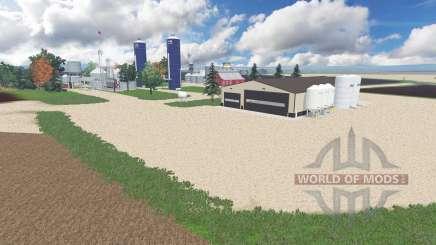 Outcast Farms para Farming Simulator 2015