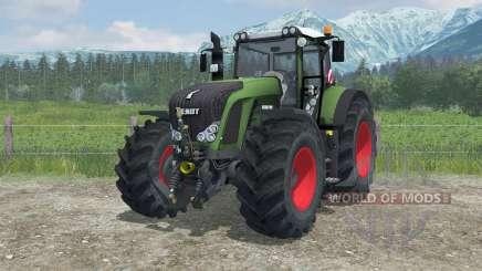 Fendt 924 Vario manual ignition para Farming Simulator 2013