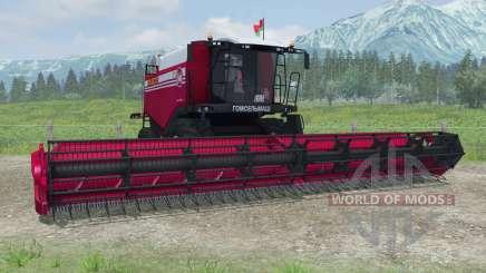 Palesse GS14 con Reaper para Farming Simulator 2013
