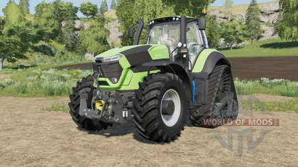 Deutz-Fahr 9-series Rowtrac para Farming Simulator 2017