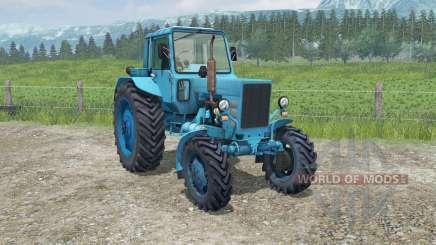 MTZ-52 Belarús azul para Farming Simulator 2013
