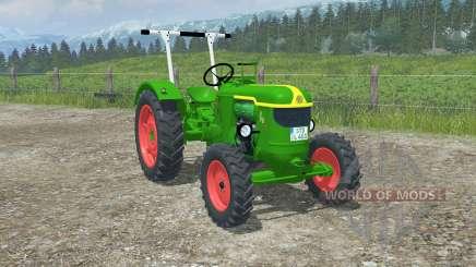 Deutz D 40S 4WD para Farming Simulator 2013