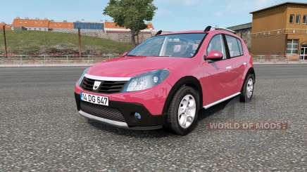 Dacia Sandero 2008 para Euro Truck Simulator 2