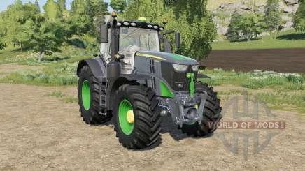 John Deere 6R-series multicolor para Farming Simulator 2017