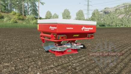 Kverneland Exaƈta EL 700 para Farming Simulator 2017