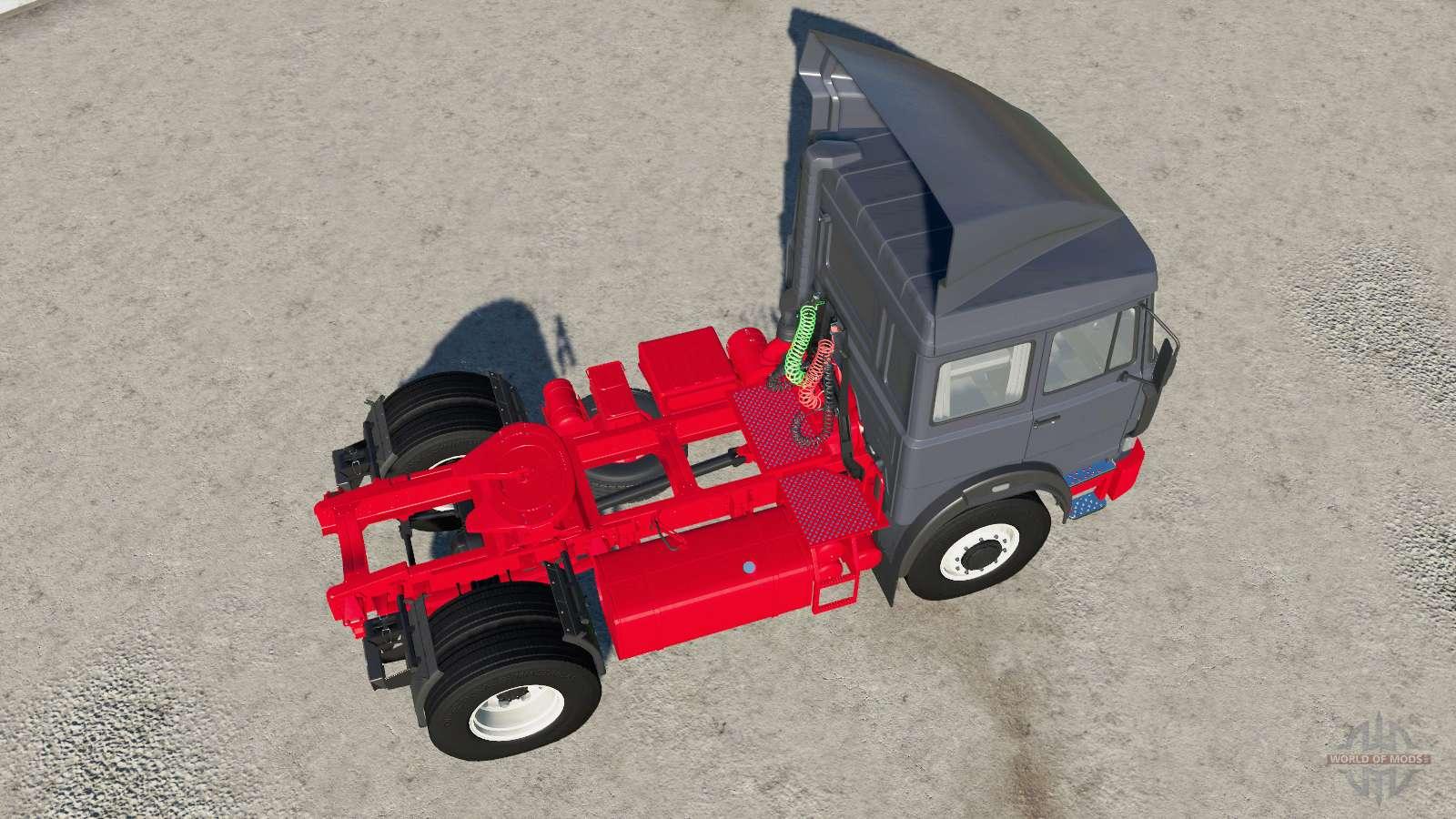 Magirus-Deutz 360 M 19 Turbo Para Farming Simulator 2017