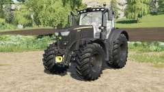 John Deere 6R-series Black Edition FL para Farming Simulator 2017