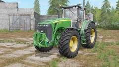 John Deere 8030 adjusting the steering para Farming Simulator 2017