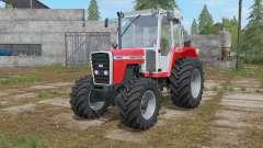 Massey Ferguson 698T dead weight 5300 kg. para Farming Simulator 2017