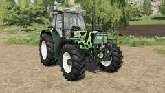 Deutz-Fahr AgroStar Cow Edition color choice para Farming Simulator 2017
