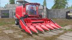 New Holland TC5.90 red salsa para Farming Simulator 2017