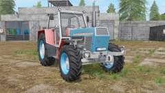 Zetor Crystal 12045 curious blue para Farming Simulator 2017