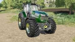 Deutz-Fahr Serie 9 TTV Agrotron 3-color para Farming Simulator 2017