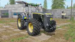 John Deere 8030 in black para Farming Simulator 2017