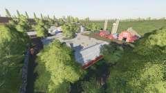 Westbridge Hills v1.1 para Farming Simulator 2017