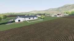 Sunrise Farms v1.0.0.2 para Farming Simulator 2017