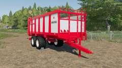 Annaburger HTS 16.04 para Farming Simulator 2017