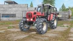 Ursus 1614 sunset orange para Farming Simulator 2017