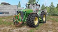 John Deere 8030 IC control para Farming Simulator 2017
