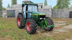 John Deere 6810 darker dynamic smoke para Farming Simulator 2017