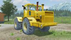 Kirovets K-701 abrir las puertas y el capó para Farming Simulator 2013