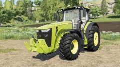 John Deere 8R-series rear-view camera para Farming Simulator 2017