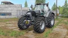 Deutz-Fahr Serie 7 TTV Warrior para Farming Simulator 2017