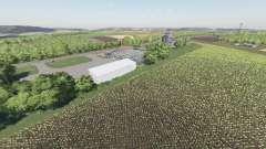 Rolling Hills para Farming Simulator 2017