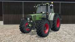 Fendt Favorit 515C Turbomatik with FL console para Farming Simulator 2015